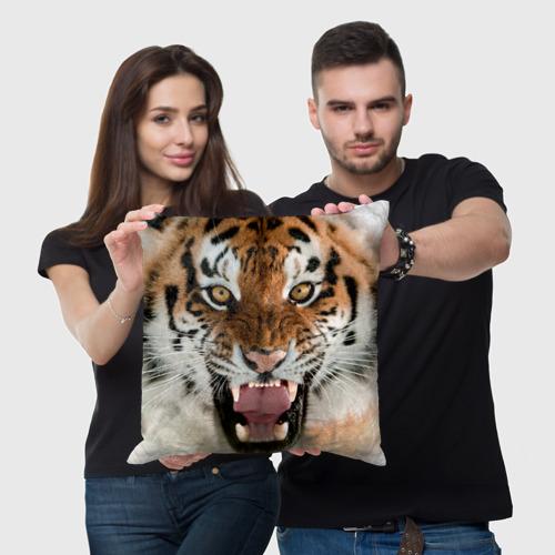 Подушка 3D  Фото 05, Тигр