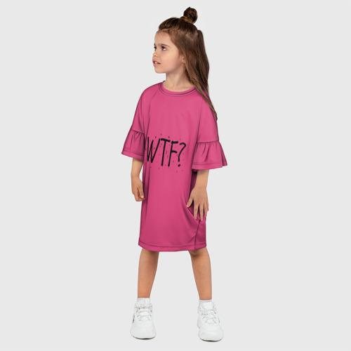 Детское платье 3D  Фото 03, WTF?