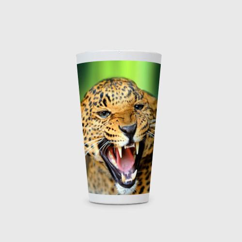 Кружка Латте  Фото 03, Леопард