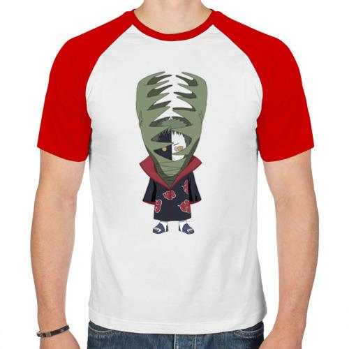 Мужская футболка реглан  Фото 01, Зетсу
