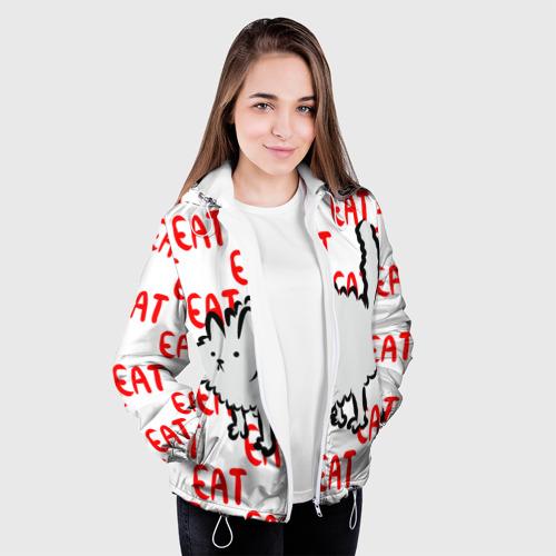 Женская куртка 3D  Фото 04, Голодный Филя