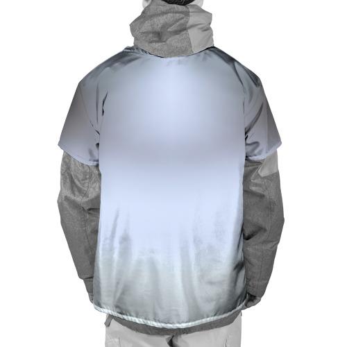 Накидка на куртку 3D Лиса Фото 01