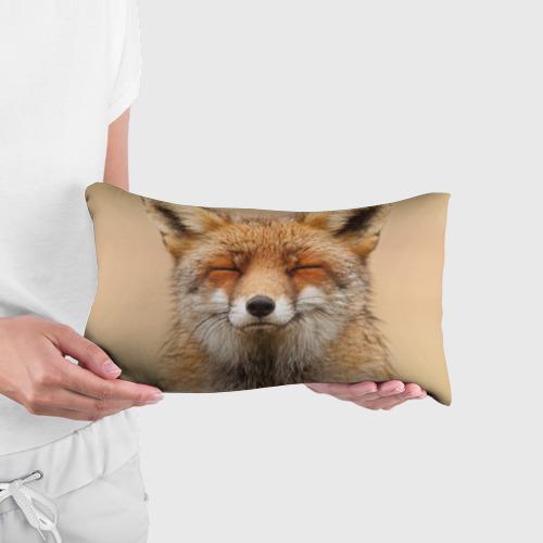 Подушка 3D антистресс  Фото 03, Лиса