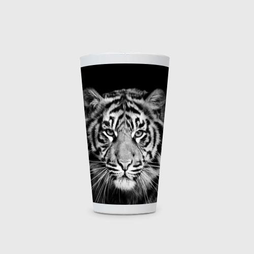 Кружка Латте  Фото 03, Тигр