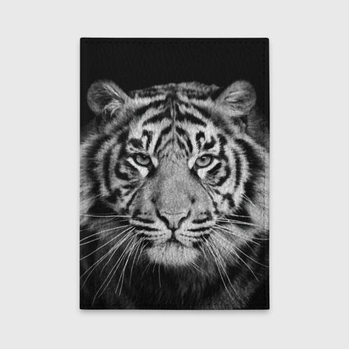 Обложка для автодокументов Тигр Фото 01