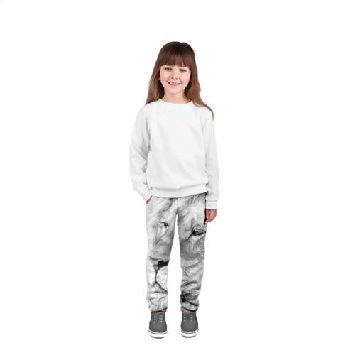 Детские брюки 3D Лев Фото 01