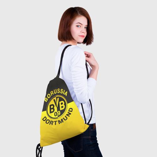Рюкзак-мешок 3D  Фото 02, Borussia Dortmund FC