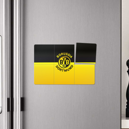 Магнитный плакат 3Х2  Фото 04, Borussia Dortmund FC