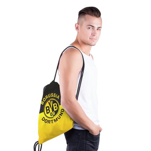 Рюкзак-мешок 3D  Фото 03, Borussia Dortmund FC