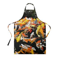 Koi Fish (карпы кои)