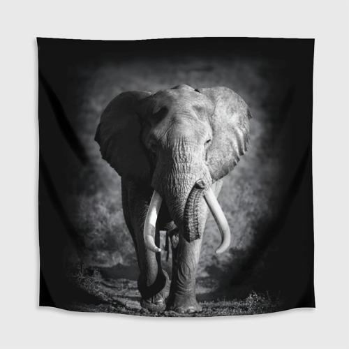 Скатерть 3D  Фото 02, Слон