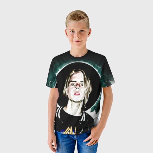 Детская футболка 3D Pharaoh 1