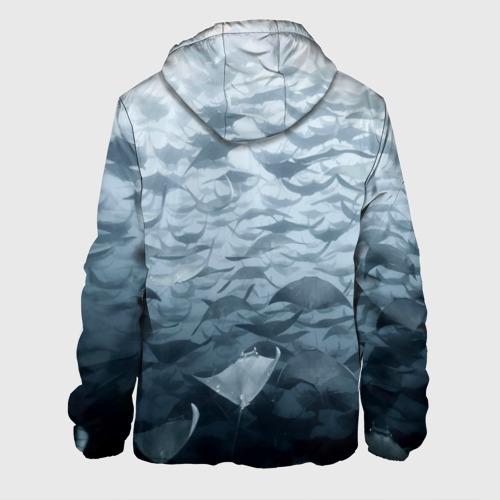 Мужская куртка 3D  Фото 02, Электрические скаты