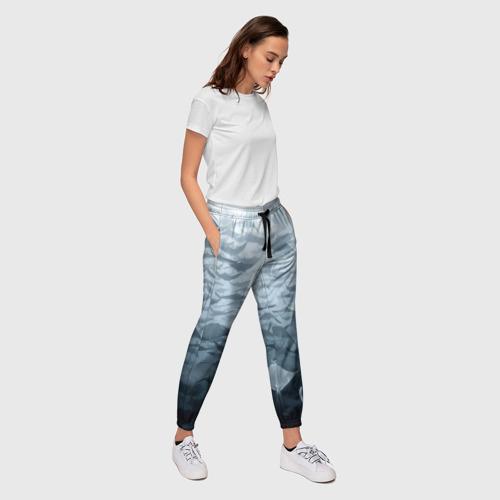 Женские брюки 3D Электрические скаты Фото 01