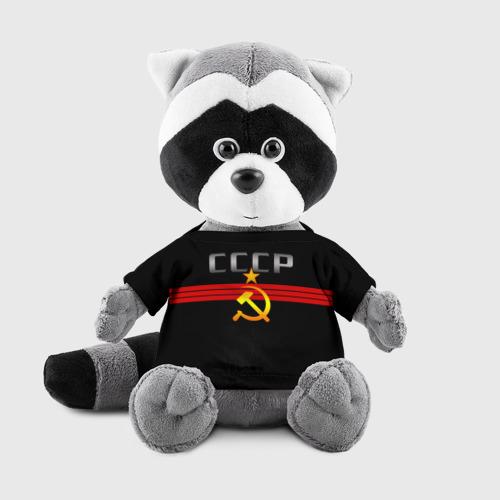Енотик в футболке 3D СССР Фото 01