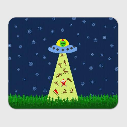 Коврик для мышки прямоугольный  Фото 01, Похищение Санта Клауса