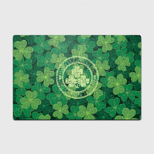 Пазл магнитный 126 элементов  Фото 01, Ireland, Happy St. Patrick's Day