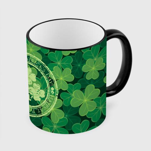 Кружка с полной запечаткой  Фото 01, Ireland, Happy St. Patrick's Day
