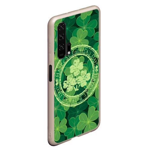 Чехол для Honor 20 Pro Ireland, Happy St. Patrick's Day Фото 01