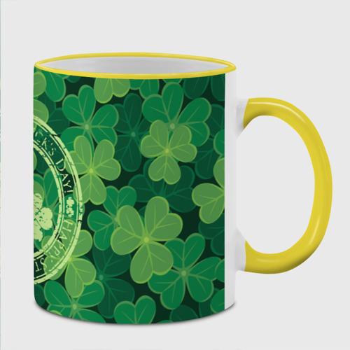Кружка с полной запечаткой  Фото 02, Ireland, Happy St. Patrick's Day