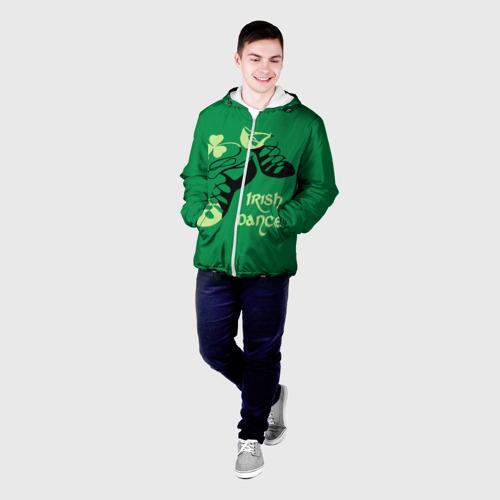 Мужская куртка 3D  Фото 03, Ireland, Irish dance