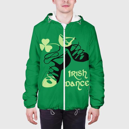 Мужская куртка 3D  Фото 04, Ireland, Irish dance