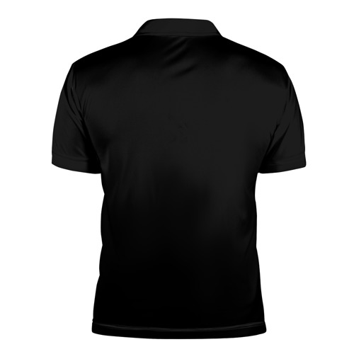 Мужская рубашка поло 3D  Фото 02, Огненный танец