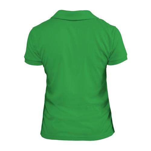 Женская рубашка поло 3D  Фото 02, Ирландия