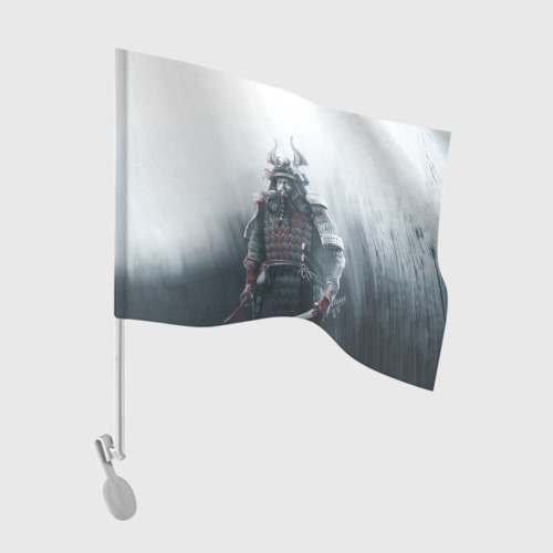 Флаг для автомобиля Shadow Tactics Фото 01