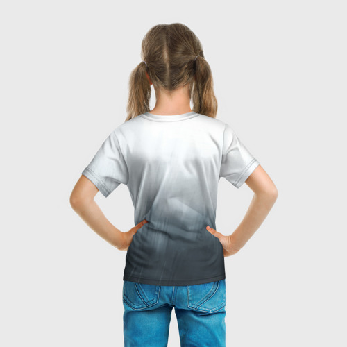 Детская футболка 3D Shadow Tactics Фото 01