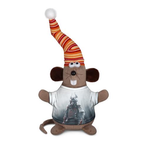 Мышь в футболке 3D Shadow Tactics Фото 01