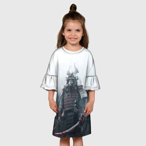 Детское платье 3D  Фото 01, Shadow Tactics