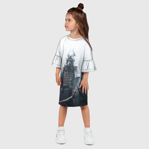 Детское платье 3D Shadow Tactics Фото 01