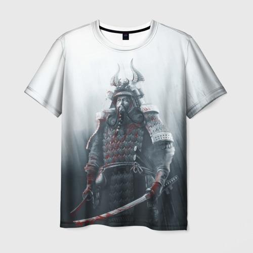 Мужская футболка 3D Shadow Tactics Фото 01