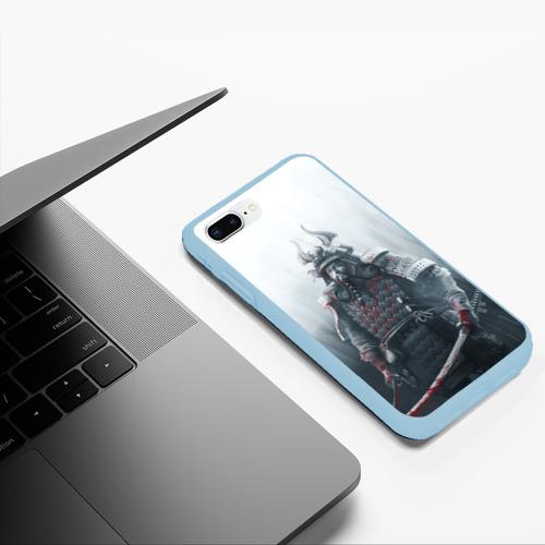 Чехол для iPhone 7Plus/8 Plus матовый Shadow Tactics Фото 01