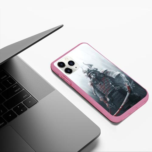 Чехол для iPhone 11 Pro Max матовый Shadow Tactics Фото 01
