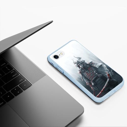 Чехол для iPhone 7/8 матовый Shadow Tactics Фото 01