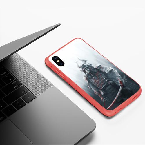 Чехол для iPhone XS Max матовый Shadow Tactics Фото 01