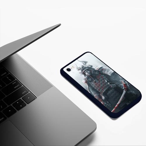 Чехол для iPhone 6/6S матовый Shadow Tactics Фото 01