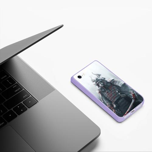 Чехол для iPhone 5/5S матовый Shadow Tactics Фото 01