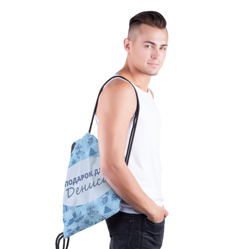 Рюкзак-мешок 3D  Фото 03, Подарок