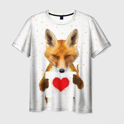Влюбленная лиса