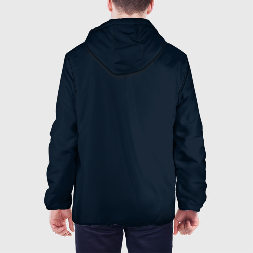 Мужская куртка 3D  Фото 05, Хитрая лисичка