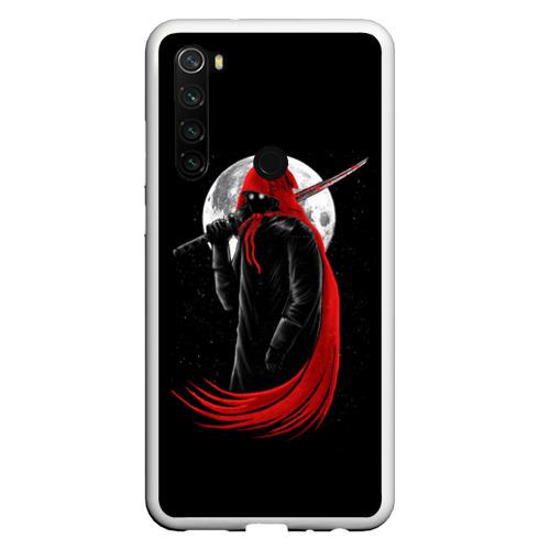 Чехол для Xiaomi Redmi Note 8 Лунный убийца Фото 01