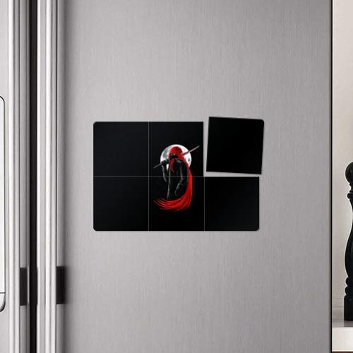 Магнитный плакат 3Х2  Фото 04, Лунный убийца