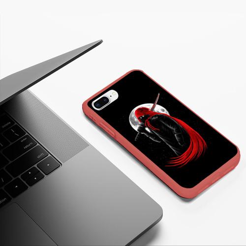 Чехол для iPhone 7Plus/8 Plus матовый Лунный убийца Фото 01