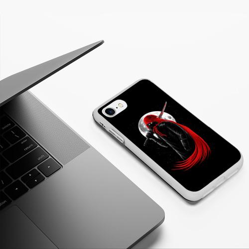 Чехол для iPhone 7/8 матовый Лунный убийца Фото 01