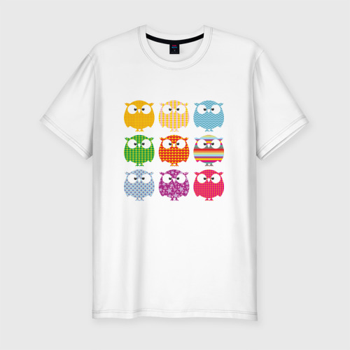 Цветные совы