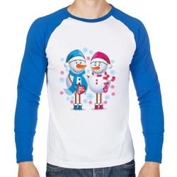 Снеговики. Любовь. Рождество.