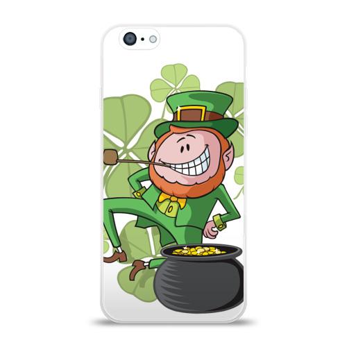 Чехол для Apple iPhone 6 силиконовый глянцевый  Фото 01, Ирландия